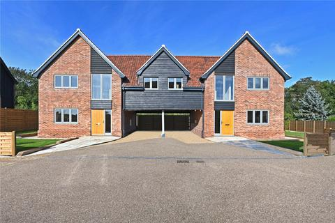 3 bedroom semi-detached house for sale - Benhall, Suffolk
