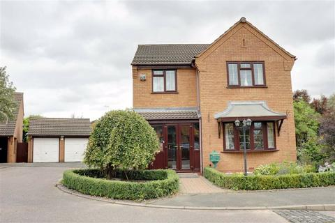 4 bedroom detached house for sale - Downfield Close, Bloxwich, Walsall