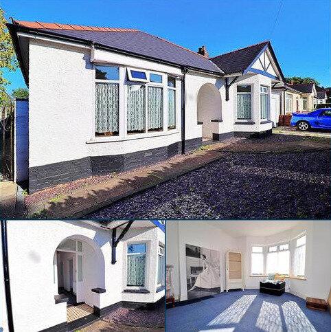 3 bedroom detached bungalow for sale - Heath Park Avenue, Heath, Cardiff