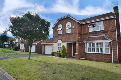4 bedroom detached house for sale - Abbots Way, North Shields