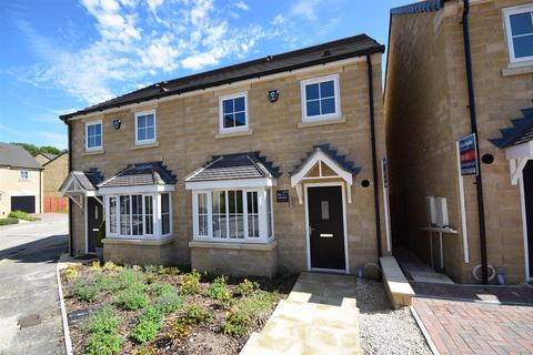 3 bedroom semi-detached house for sale - Harrowins Farm Drive, Queenshead Park, Queensbury,