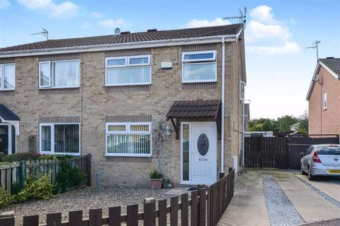 3 bedroom semi-detached house for sale - Brockton Close, West Hull, Hull, HU3