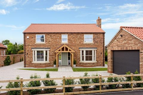 4 bedroom detached house for sale - Gale Road, Alne, York, YO61