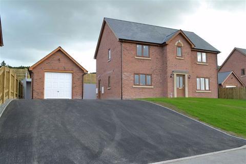 4 bedroom detached house for sale - 2, Pen Rhos Y Maen, Llanidloes, Powys, SY18