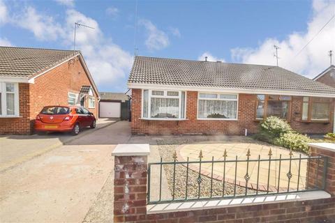 2 bedroom semi-detached bungalow for sale - Borrowdale, Sutton Park, Hull, HU7