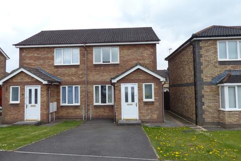 2 bedroom semi-detached house to rent - Ffordd Glas Y Dorlan, Pontypridd, CF38 2BZ