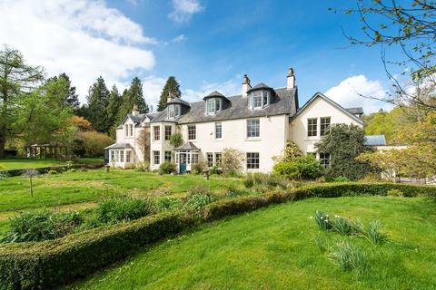7 bedroom equestrian property for sale - Fossoway Lodge, Carnbo, Kinross, Kinross-shire