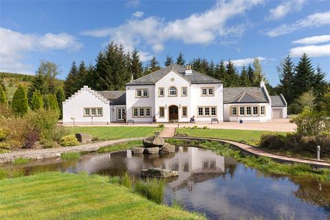 6 bedroom detached house for sale - Glendunning House, Dunning Glen, Dollar, Clackmannanshire