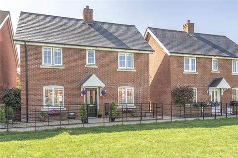 3 bedroom detached house for sale - Chivers Road, Romsey, Hampshire, SO51