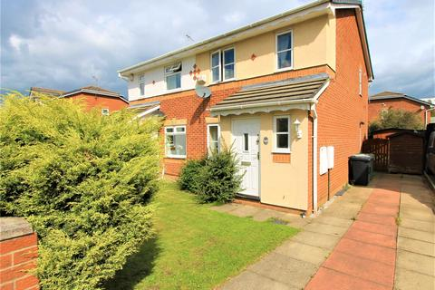 3 bedroom semi-detached house for sale - Hughes Drive, Crewe, Cheshire, CW2