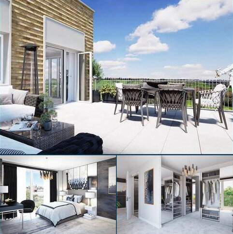 3 bedroom apartment for sale - Plot 307, Highwood Place at Ridgeway Views, The Ridgeway, Mill Hill, LONDON NW7