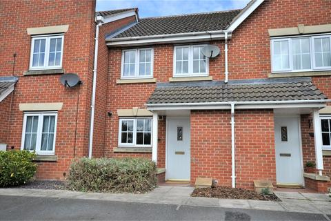 2 bedroom terraced house for sale - Buttermere Close, Melton Mowbray, Leicestershire