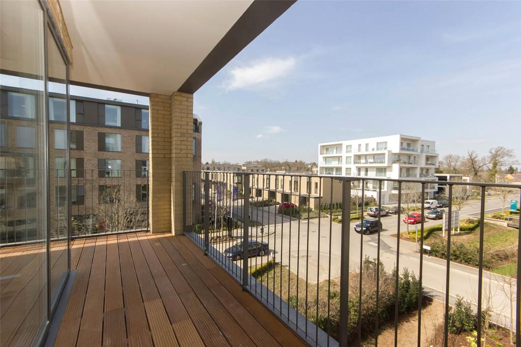 Forbes Close Trumpington Cambridge 2 Bed Apartment For