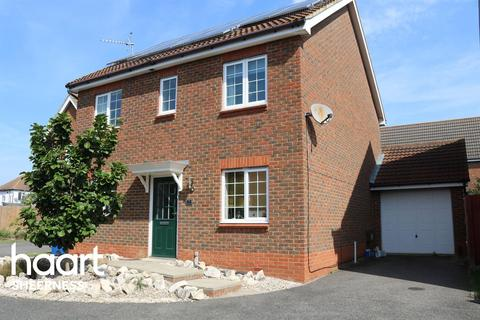 4 bedroom detached house for sale - Poppy Crescent, Minster on Sea