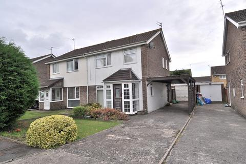 3 bedroom semi-detached house for sale - 6 Drylla, Dinas Powys, The Vale Of Glamorgan. CF64 4UL