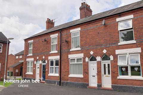 2 bedroom terraced house for sale - Peel Square, Crewe