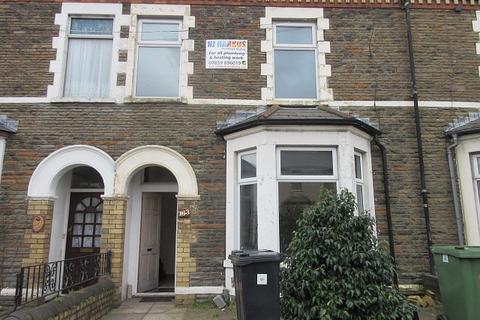 1 bedroom ground floor flat to rent - Penarth Road, Caerdydd