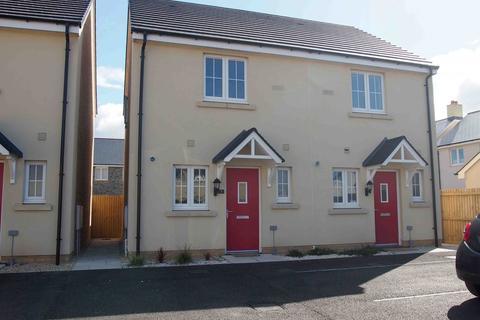 2 bedroom semi-detached house to rent - Clos Y Doc, Llanelli, Sir Gaerfyrddin, SA15