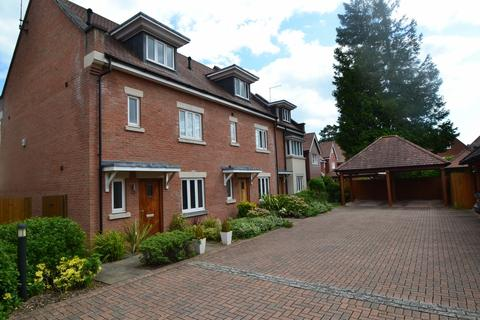 4 bedroom end of terrace house for sale - Branksome Park