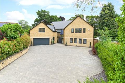 5 bedroom detached house for sale - Chantry Close, Great Billing Village, Northamptonshire