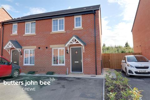 3 bedroom semi-detached house for sale - Rotary Way, Shavington, Crewe