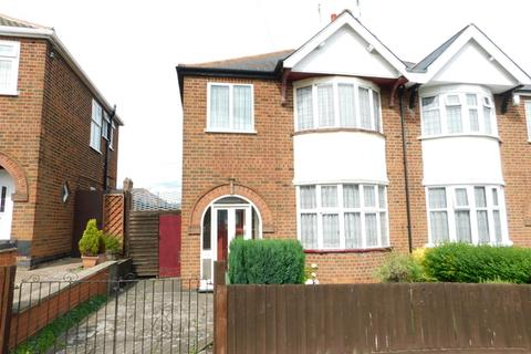 3 bedroom semi-detached house for sale - Ashdown Avenue, Leicester, LE3