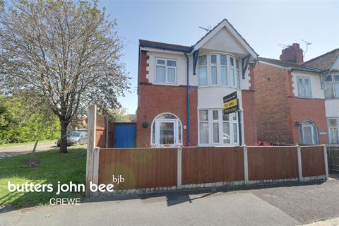 3 bedroom detached house for sale - Hungerford Terrace, Crewe