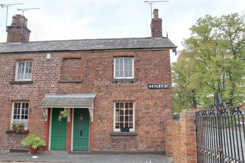 2 bedroom end of terrace house for sale - Betley Street, Crewe