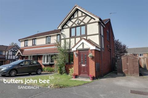 2 bedroom end of terrace house for sale - Chesterton Grove