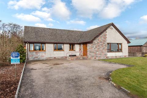 4 bedroom detached bungalow for sale - Inchley, School Road, Luthermuir, Laurencekirk, AB30