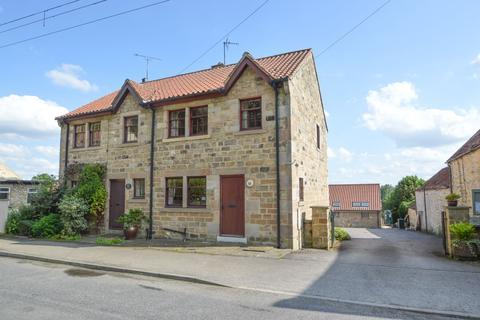 3 bedroom semi-detached house for sale - Main Street, Oswaldkirk, York YO62