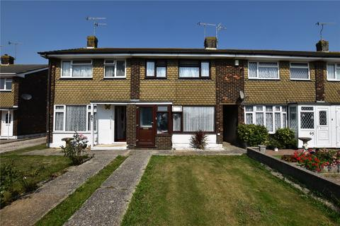 3 bedroom terraced house for sale - Greentrees Crescent, Sompting, Lancing, West Sussex, BN15