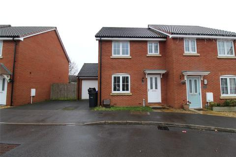 3 bedroom semi-detached house to rent - Blain Place, Royal Wootton Bassett, Wiltshire, SN4