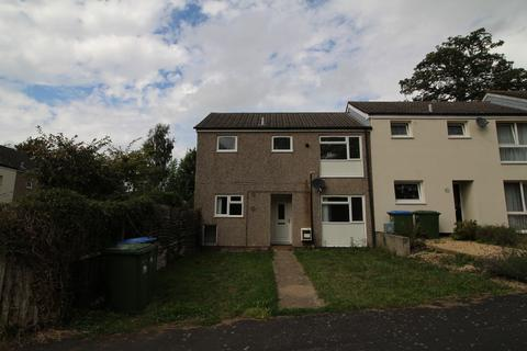 3 bedroom end of terrace house to rent - Lordshill, Southampton