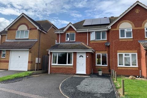 4 bedroom semi-detached house for sale - Mildmay Close, Melton Mowbray