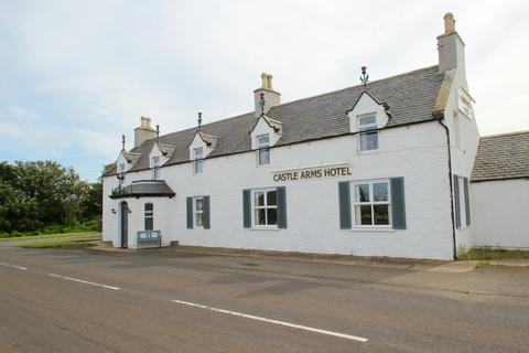 Hotel for sale - Castle Arms Hotel, THURSO, KW14