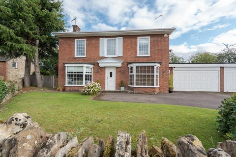 4 bedroom detached house for sale - Manor Close, Carlton, MK43