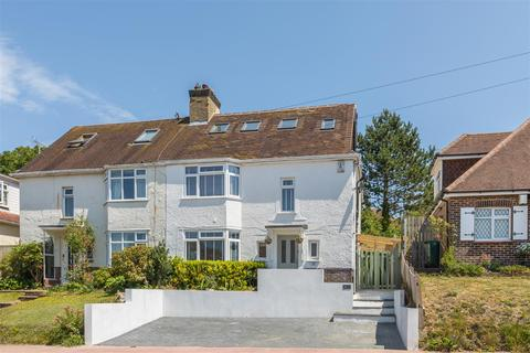 5 bedroom semi-detached house for sale - Overhill Way, Patcham, Brighton