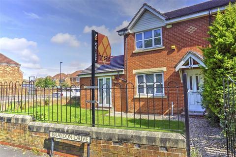 3 bedroom semi-detached house for sale - Braydon Drive, North Shields, Tyne And Wear, NE29