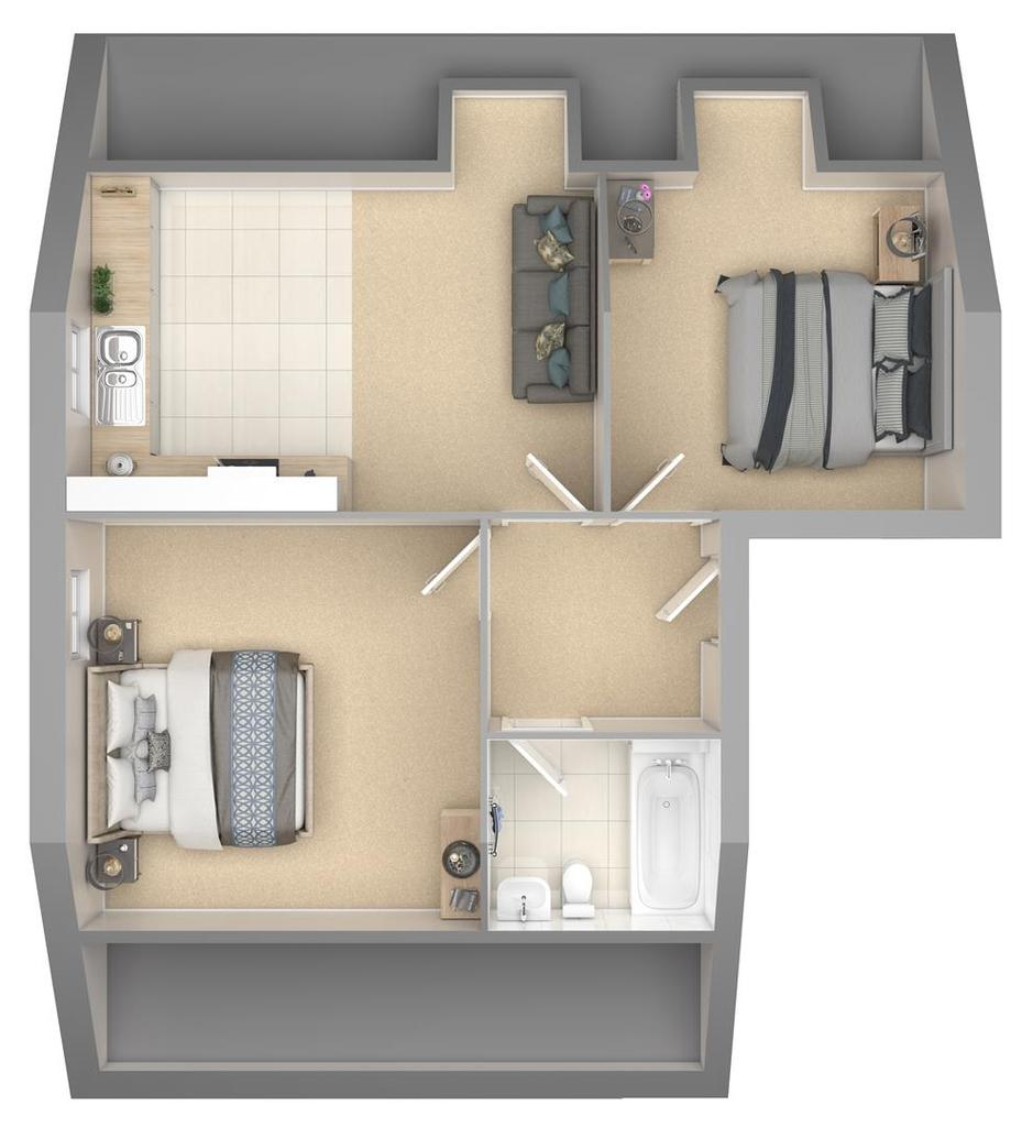 Floorplan: Griston Road Apartment Flat 6.jpg