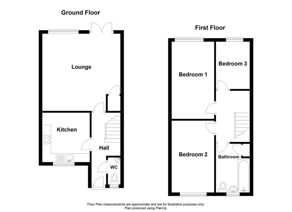 Floorplan: Foxglove Avenue, Thurnby.JPG