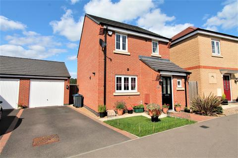 3 bedroom detached house for sale - Foxglove Avenue, Thurnby, Leicester LE7