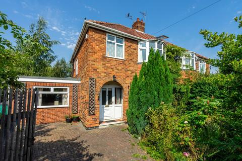 3 bedroom semi-detached house for sale - Hempland Avenue, Heworth, York