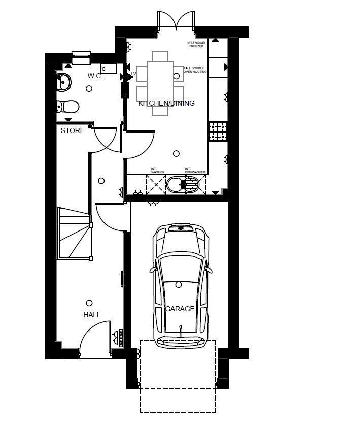 Floorplan 1 of 3: Formby Ground Floor