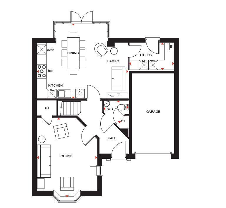 Floorplan 2 of 2: Drummond