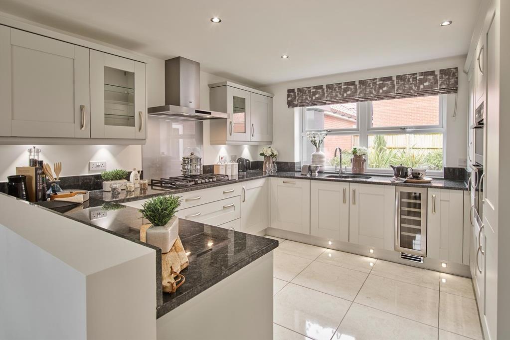 Avondale kitchen