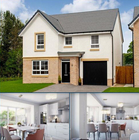 4 bedroom detached house for sale - Malletsheugh Road, Newton Mearns, GLASGOW