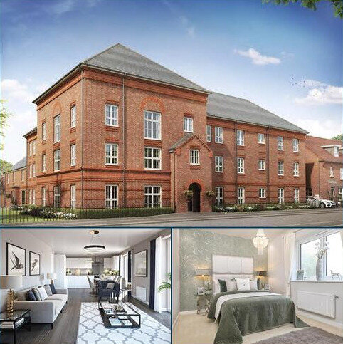 2 bedroom apartment for sale - Plot 246, Grieve House at Bruneval Gardens, Pennefather's Road, Wellesley, Aldershot GU11