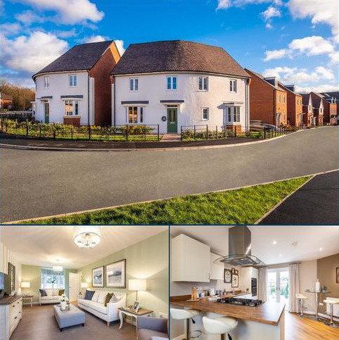 4 bedroom detached house for sale - Wedgwood Drive, Barlaston, STOKE-ON-TRENT