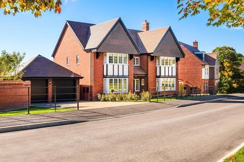 5 bedroom detached house for sale - Wedgwood Drive, Barlaston, STOKE-ON-TRENT